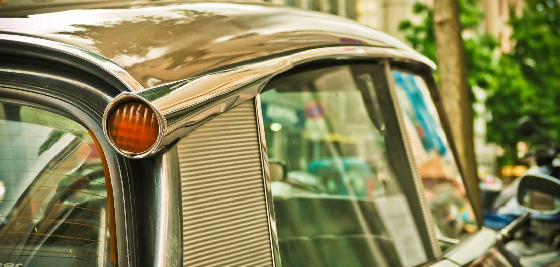 Symbolbild – Abschied von der Gewöhnlichkeit: Design-Ikone Citroën DS