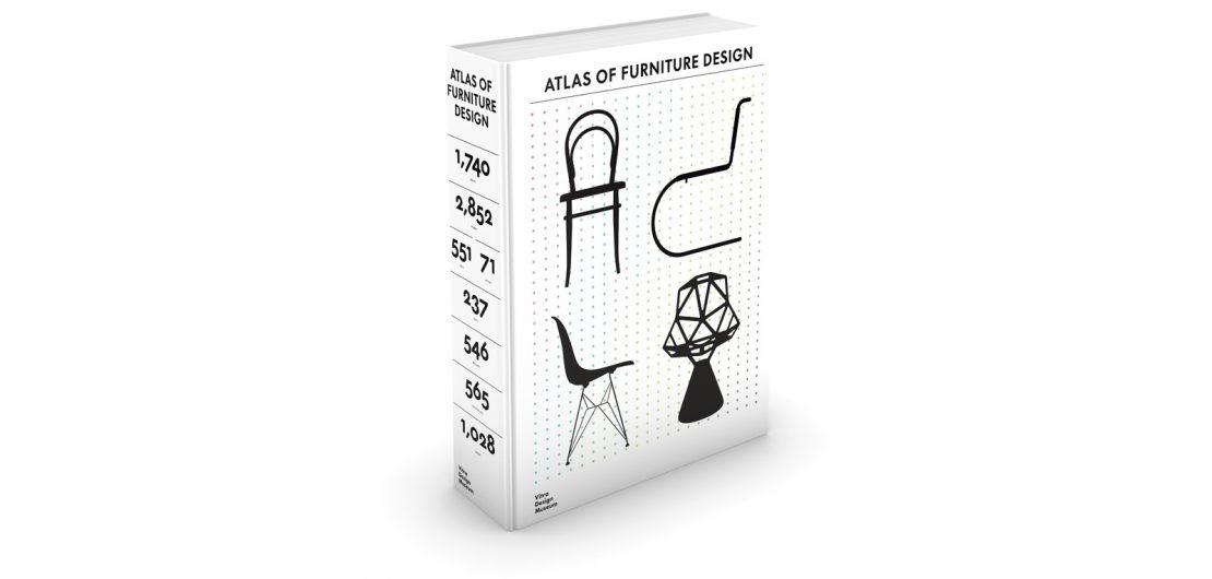 Der Atlas des Möbeldesigns, eine Veröffentlichung des Vitra Design Museums.