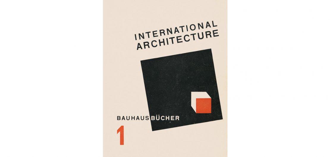 Unter anderem mit vier Bänden der Bauhausbücher lässt man bei Lars Müller Publishers den dem Bauhaus innewohnenden Zeitgeist im Jubiläumsjahr neu aufleben.