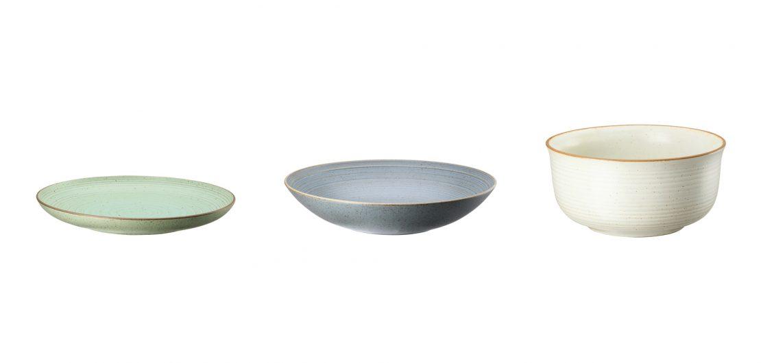 Eindrücke von Natürlichkeit in den Alltag tragen – darum geht es bei der in drei Farbvarianten erhältlichen, sechsteiligen Kurzkollektion Thomas Nature.