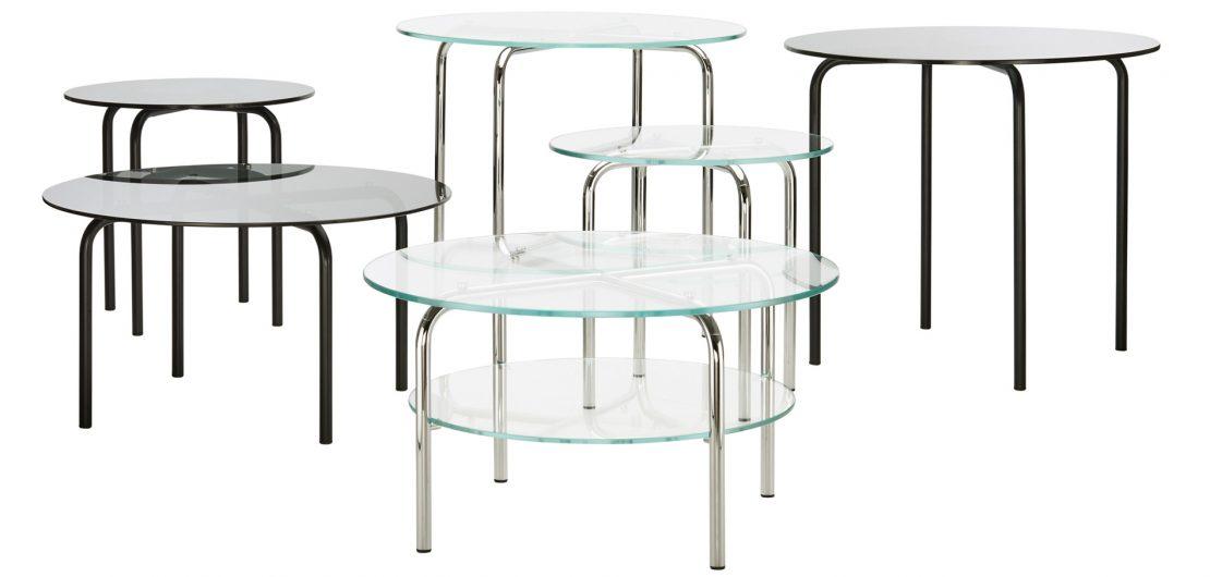 Im Bauhaus-Jubiläumsjahr legt Thonet seinen Beistelltisch MR 515 neu auf – ein archetypisches Möbel, das wohl jeder schon einmal gesehen zu haben glaubt.