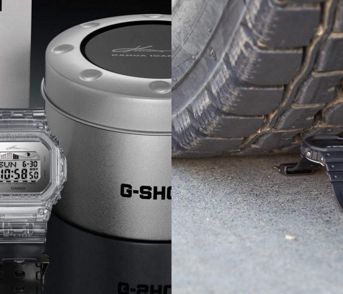 Seit 1983 steht die Casio G-Shock für höchste Robustheit und Langlebigkeit. Neben vielen Sondereditionen sorgte zuletzt ein Guiness-Weltrekord für Aufsehen.