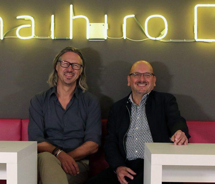 Mit Mark Roes und Michael Bednarik sprachen wir über Workspace Design, New Work und die Arbeitswelt von morgen sowie über ein erfolgreiches Umbauprojekt.