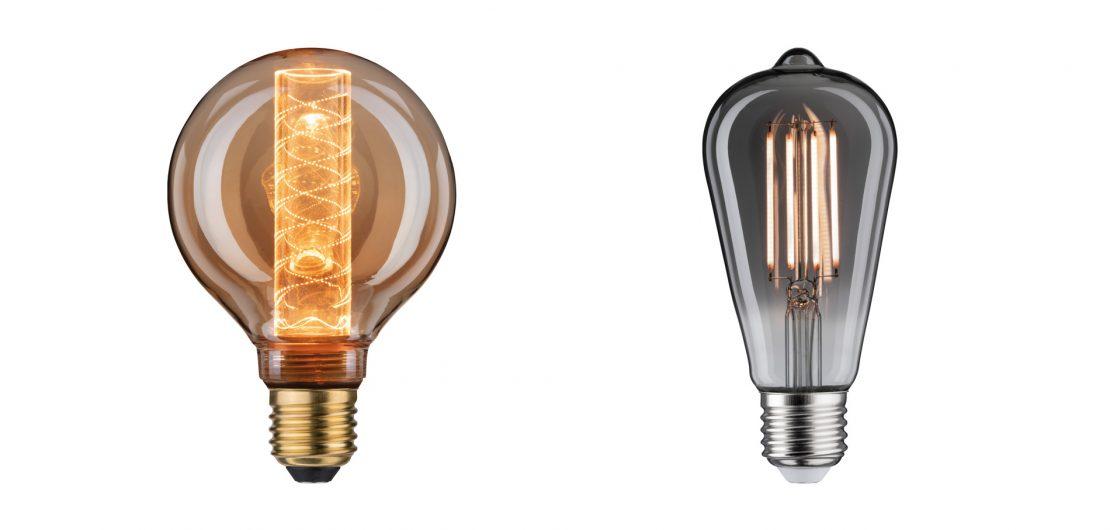 LED-Leuchtmittel müssen sich längst nicht mehr verstecken. Viele Modelle sind so attraktiv, dass sie als buchstäbliche Highlights die Einrichtung abrunden.