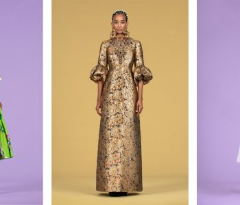 Mode von Andrew Gn zeichnet eine minimalistische Opulenz aus. Sie ist auf der Höhe der Zeit und zugleich so zeitlos elegant, dass sie lange tragbar bleibt.