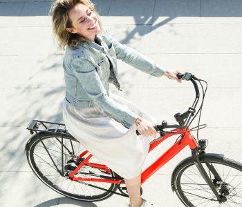 Mit dem BZEN Amsterdam erwirbt man ein sehr wertiges Leichtgewicht aus europäischer Produktion, dem man nicht ansieht, dass es sich um ein E-Bike handelt.