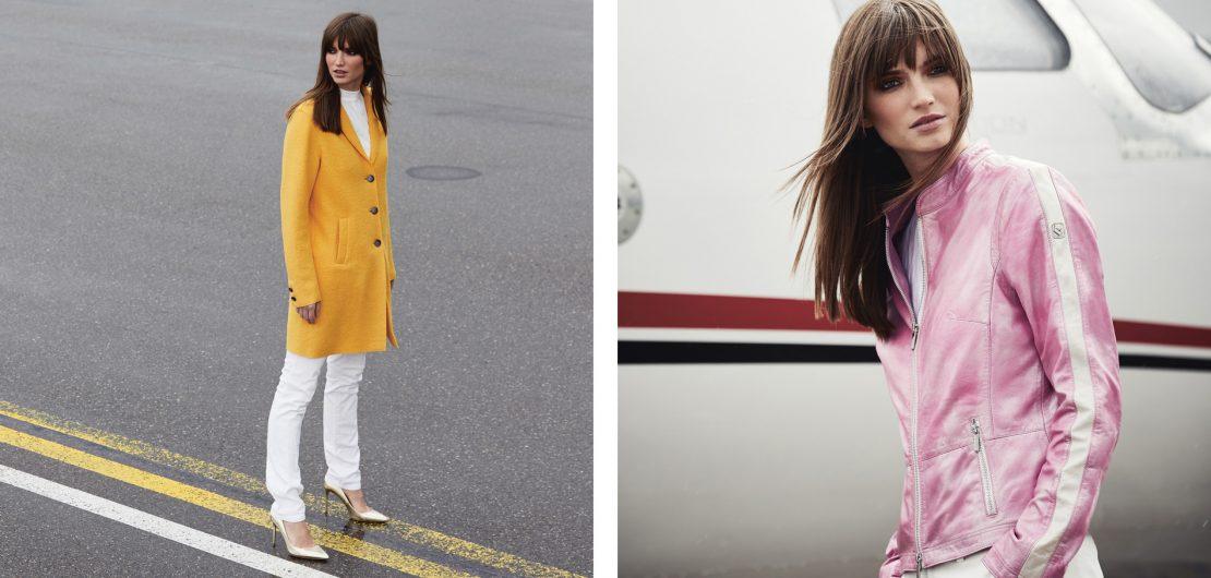 Seit 1994 dreht sich bei Milestone alles um die perfekte Jacke. Statt auf kurzlebige Trends setzt die deutsche Marke auf langlebige Qualität und Raffinesse. Bilder aus der aktuellen Kollektion.