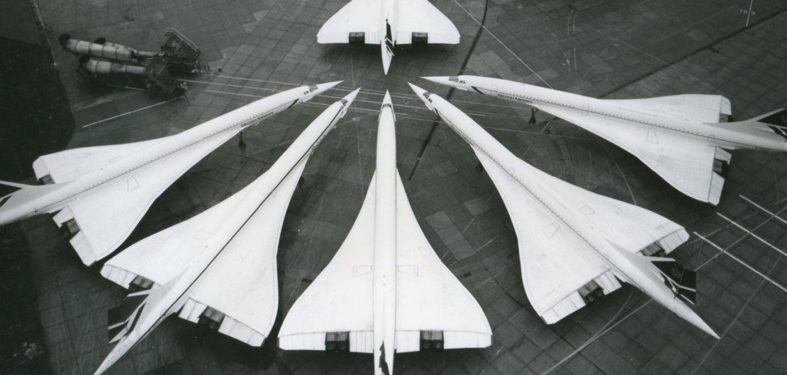 Die 1976 erstmals in Dienst gestellte Concorde war ihrer Zeit meilenweit voraus und zugleich von Anfang an ein Kerosin vernichtender Anachronismus.