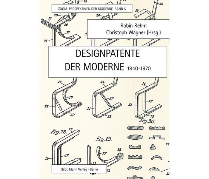 Mit Designpatente der Moderne liegt endlich ein ausführliches Werk vor, das eine bislang viel zu selten beachtete Quelle zur Designgeschichte erschließt.