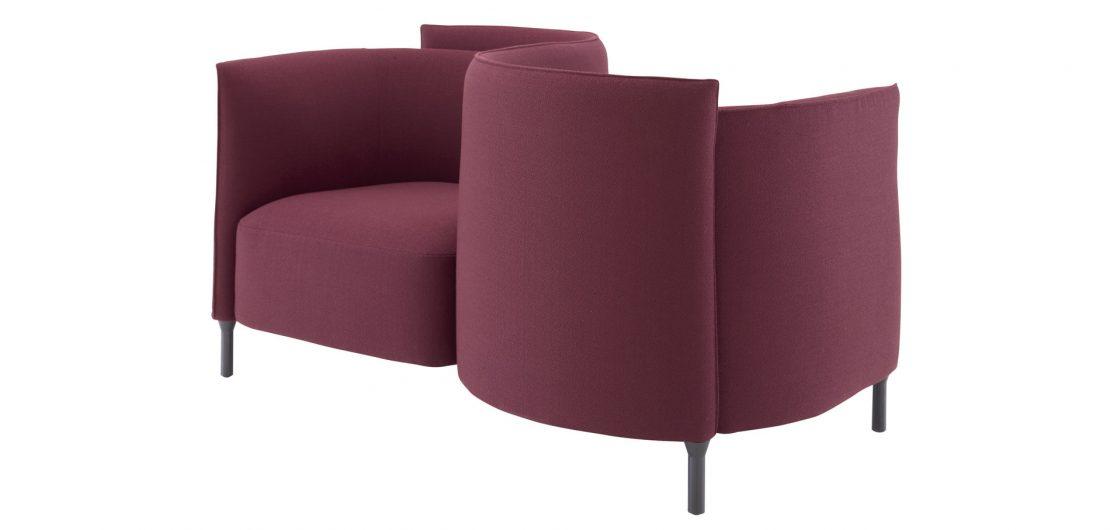 Mit der beeindruckend geformten Sitzmöbel-Kollektion Hémicycle stiften Philippe Nigros und Ligne Roset eine faszinierende Verbindung aus Modernität und Klassizität.
