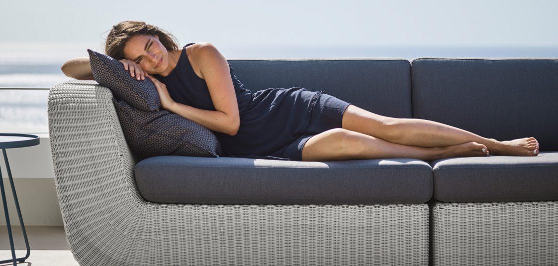 Bildschön und schön bequem, noch dazu robust und hervorragend verarbeitet. Das ist Savannah, die Loungemöbel-Serie der Luxusklasse.