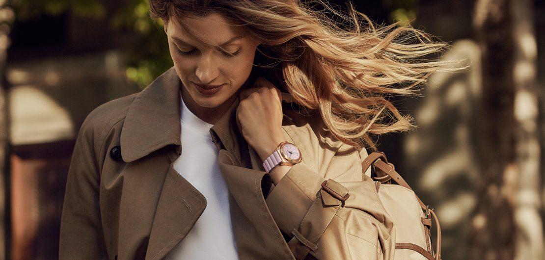 Die I.N.O.X. V ist die ideale Begleiterin für Frauen, die eine verlässliche und robuste Uhr wünschen, die alles mitmacht und dabei stets gut aussieht.