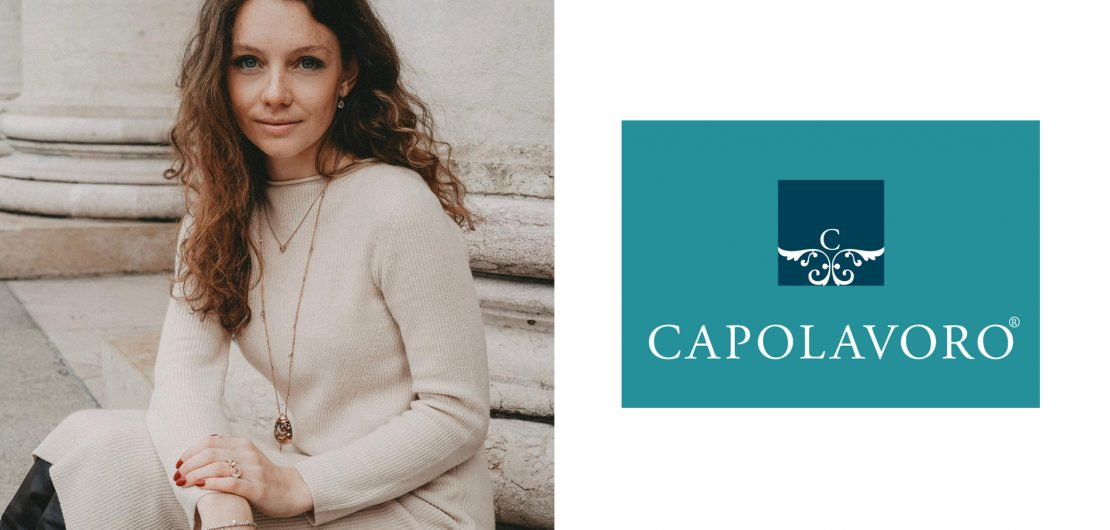 Den COLD PERFECTION Designer-Fragebogen beantwortet diesmal Theresa Fritsch, Head of Business Development bei der deutschen Luxus-Schmuckmarke Capolavoro.