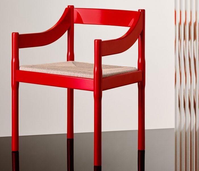 Vico Magistretti zählt zu den Gründervätern des italienischen Designs. Anlässlich seines 100. Geburtstags legt Fritz Hansen seinen Stuhl Carimate neu auf.