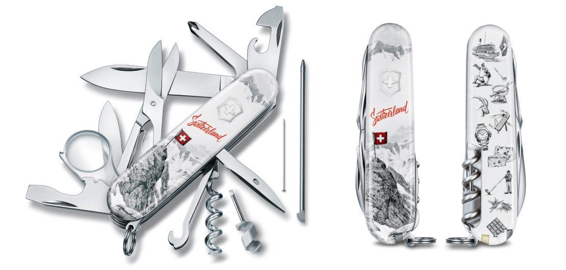 Das Schweizer Offiziersmesser geht auch in Zivil mit durch dick und dünn. Dass die Designikone bis 1961 kein rein schweizerisches Produkt war, wissen nur wenige.