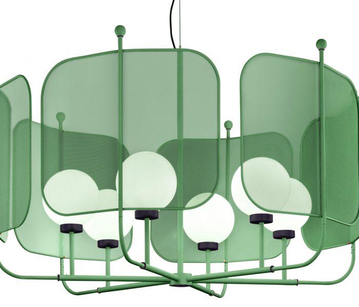 Fernab von Klischees lässt sich sagen, dass italienisches Design in der Vergangenheit immer wieder Alternativen zur funktionalistischen Überspanntheit aufzuzeigen vermochte. Ein aktuelles Beispiel: die Leuchten der Kollektion Papilio von Masiero.