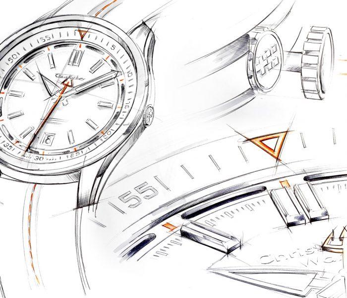 Mit der C63 Sealander Elite bietet Christopher Ward viel Uhr für wenig Geld: Chronometer-Zertifikat, Titangehäuse, versenkte Krone und Swiss-Made-Qualität.