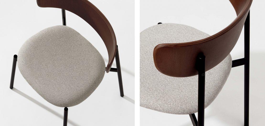 Mit ihrem Easy Chair machte die Kreativ-Direktorin von Manerba, Federica Biasi, uns die Entscheidung für eine kurze Präsentation sehr leicht.