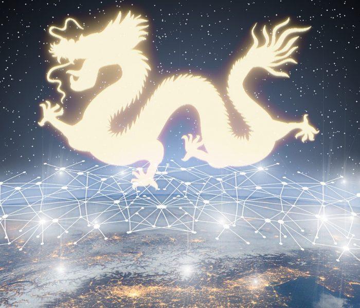 Symbolbild Digitalisierung, China, zum Interview mit Stephan Scheuer, Sachbuchautor von Der Masterplan: Chinas Weg zur Hightech-Weltherrschaft